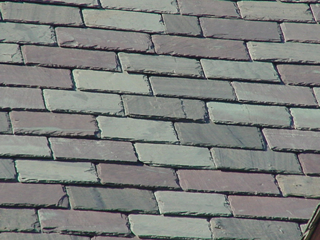 KJ Jones Roofing Contractors of Brymbo - Specialising in Welsh slate roofs, Tiling & Lead work.  Covering Wrexham, Oswestry , Shrewsbury , Whitchurch and North Wales areas.  Welsh Slate has been used for many centuries and is regarded as the finest slate in the World.
